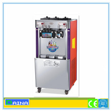 Trade assurance!!! high quality CE ETL soft ice cream machine supplier