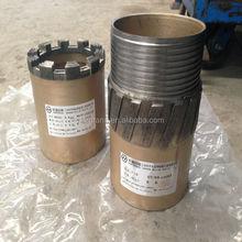 HC diamond bit,reamers,drill rod,core barrels,