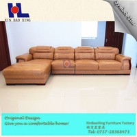 2239 Antique living room furniture leather sofa set price in india