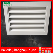 HVAC fixed type aluminum wall ceiling air vent registers return air grille air supply registers