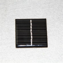 55*55mm 2V 0.4W small solar panel for toys