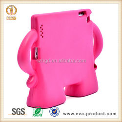 Free standing Kids Shock Proof Foam Hard Protective Case for iPad 2 3 4