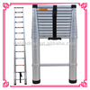 EN131 Approval Aluminium Telescopic Bamboo Ladder