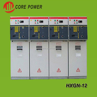 SF6 Ring Main Unit, Gas Insulated Medium Voltage Switchgear HXGN-12