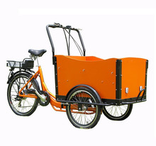 2015 hot sale three wheel electric motorcycle cargo trailer for sale