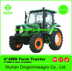 new cheap mini farm tractor price list , small tractor parts , 4x4 compact agricultural tractor and tractor tire