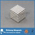 Nueva esfera bola magnética rompecabezas juego de bola magnética