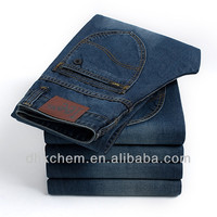 Anti back staining agent for denim fabrics