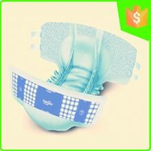 Waterproof diaper adult pant, customized adult diaper brands