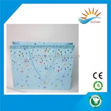 tea bag paper/garment packing paper bag/fashion paper bag