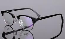 Cambiables temple gafas marco pintura marco de las lentes más nuevo 2014 últimos marcos ópticos de la lente para mujeres