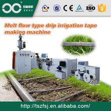 Melt flow type plastic drip irrigation pipe equipment alibaba express