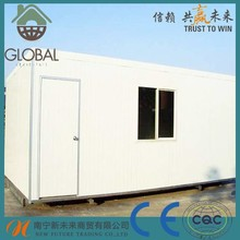 container house wood