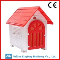 OEM plastic products manufacturer, fine dog house outdoor