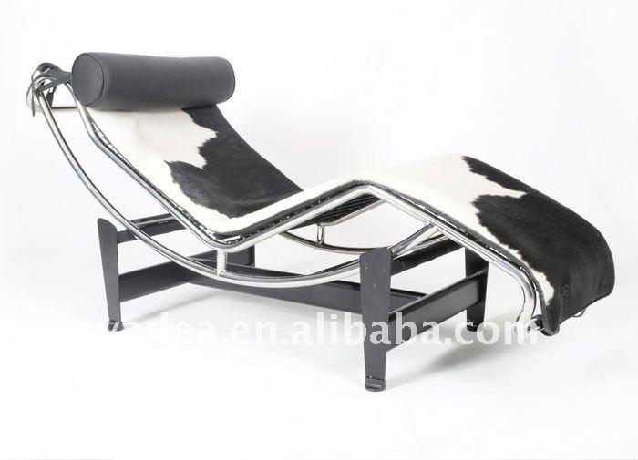 Le corbusier chaise longue lc4 chaise longue id du produit for Chaise du corbusier