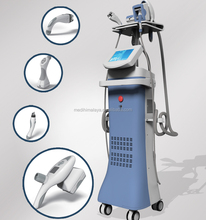 Vacuum RF fat removal machine with 4 hand pieces