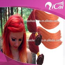 Ali express Best Selling Direct Factory Remy Hair Clip in Hair Extension