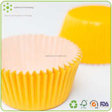 2015 Promotion Single Color Dot Bakery Paper Baking Cups/ Cupcake Liners and Muffin Cases