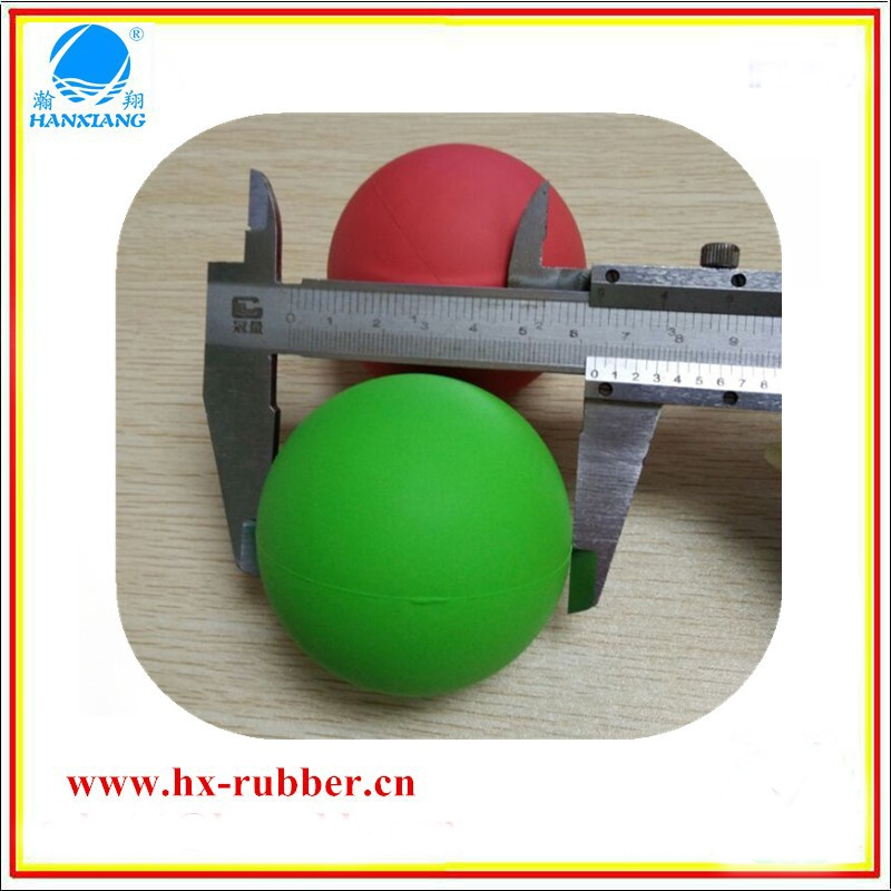 rubber silicone bouncing ball 9