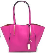 100% genuine leather ladies fashion bags ladies handbags