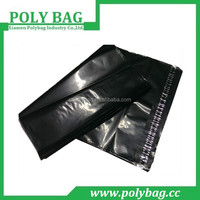 promotion branded order custom fashion plastic bag with seal
