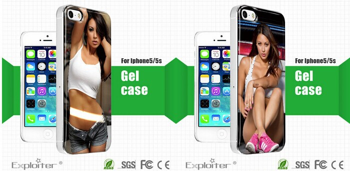Customized Beautiful Design Mobile Phone Cover for iPhone 6 Covers