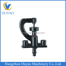 Micro jet for irrigation system/plaster sprayer