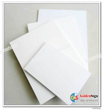 PVC sheet for exhibition stands