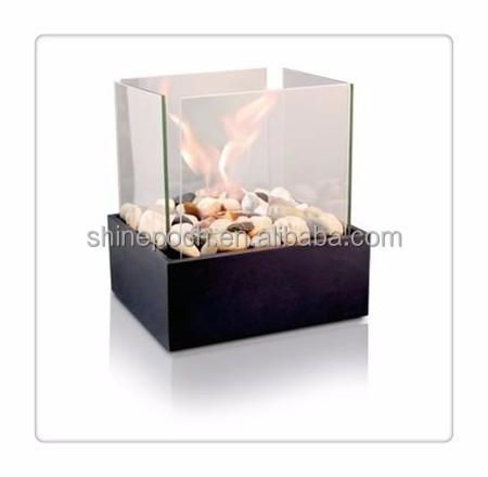 Table mini ethanol fireplace buy bio ethanol fireplace - Table basse bio ethanol ...
