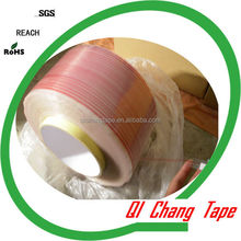 18mm Bopp sealing tape for customized HDPE plastic bags for newspapers