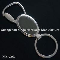 Popular car logo tourist gift zinc alloy key chain keyring for BMW 3 , keychain for BMW 5