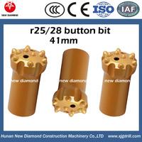 R28 41mm button drill bit