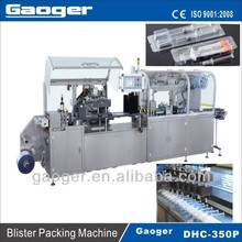 DHP-350P Pre-filled syringe blister packing machine