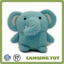 Minion Baby Soft Blue Elephant Plush Toy Animal