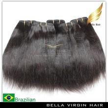 2015 TOP Quality Fashion Coarse Yaki Hair Extension 100% Virgin Brazilian curly Hair Yaki Hair