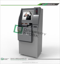 tablet pc with cd-rom stand digital kiosk