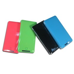 2015 Lithium polymer batteries 5000mAh POWER BANK smart battery backup for phone One in all Mobile Phone