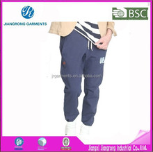 OEM Professional Factory with BV BSCI Sweat Pants Jogging Pants Trousers Half Pants For Men
