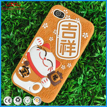 protect cover silicone funny covering for iphone5g case