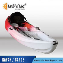 Stable performance factory directly 2 person sit on top fishing kayak