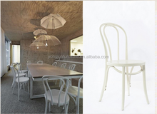 white thonet wood dining chair,thonet bentwood stacking dining chair,bentwood thonet chair for restaurant/YJ-241