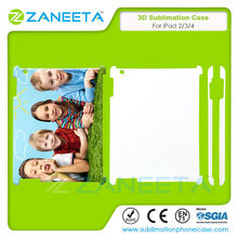 3D polymer sublimation case for iPad 2/3/4 | 3D blank sublimation case for iPad 2/3/4