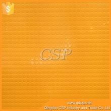 anti-fatigue anti slip orange neoprene rubber sheet roll