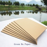 Kraft paper 2.5MM for book cover