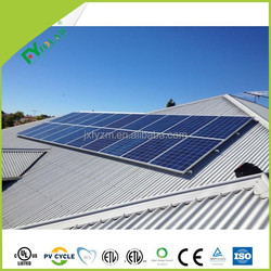 250W Poly solar panels in stock, High performance 250W Solar Modules