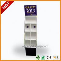 pallet display cardboard book display stands ,pallet book paper display ,outdoor newspaper stand