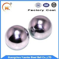High polished G500 6 inch steel ball