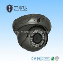 720P 2.8-12mm Lens Dome IR 1.0Megapixel AHD Camera cctv camera realtime