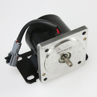 high quality holly best dc brush electric motorcycle motor for new energy electric car