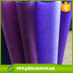 PP spunbond nonwoven fabric used in garment bag/wardrobe/storage box, pp non woven fabric, tnt non-woven fabric manufacturer